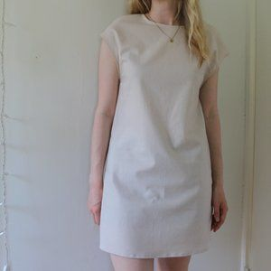 Ethically Made Linen Dress
